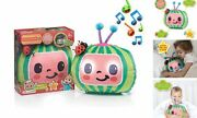 Stuff Cocomelon Toys Musical Sleep Soother   Pre-school Learning Plush Toy