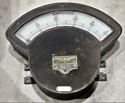 Vintage Amperes Electric Meter-jewell Electric-from Old Main. Detroit Wsu