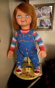 Trick Or Treat Studios Chucky Childand039s Play 2 Good Guys Doll With Extras