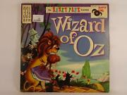 Jerry Roberts With The Hanky Pank Players Wizard Of Oz 333 6 Track Lp Picture