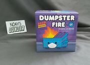 100 Soft Dumpster Fire 2020 Special Edition Ppe Mask Vinyl Figure - Very Rare