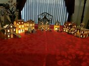 Dept 56 Disney Parks Village Mickeyand039s And Minnieand039s Christmas