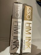 New Riso Print Gocco Hi-mesh Silver And Gold Ink Lot