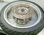 Bmw R1150gs Front Wheel R1100gs Akront Oem