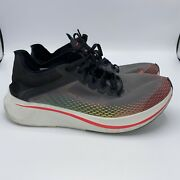 Nike Zoom Fly Sp Fast - Bv6105-001 - Size 9.5 - Less Than 30 Miles On Them.