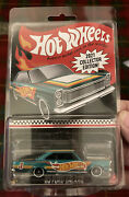 2021 Hot Wheels Kroger Mail-in 65 Ford Galaxie In Hand Ships Today