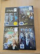 Fringe - Seasons 1-4 Dvd Brand New- Never Opened Costs Nearly 200.00 New