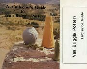 Van Briggle Pottery Dating Shapes Design Numbers / Signed Book + Value Guide