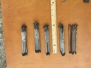 10 New Six Inch Spokes For 15 Inch English Wire Wheels