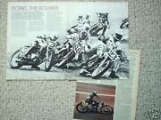 1970and039s Motorcycle Dirt Track Racing Article/photoandrsquos