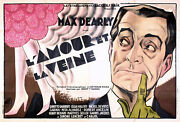 Amour Et La Veine 1932 Max Dearly Monty Banks Mariani Large French Poster