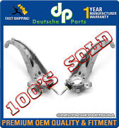 Lincoln Ls Front Lower Control Arm / Steering Knuckle And Ball Joint Set 1999-03