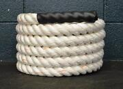 100 Ft Poly Battle Rope Crossfit Strength Training 1.5