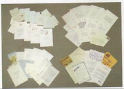 Joan Crawford Correspondence 33 Signed Letters