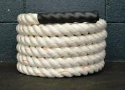 50 Ft Poly Crossfit Strength Training Battle Rope 2.0