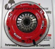 Mcleod Rxt 1000-hp Twin Disc Clutch And 9-bolt Steel Fly 09-13 Gm Ls9 Engine Swap