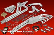 Banks Headers W Automind Ford E-450 Class-c Motorhome 05-06 V10