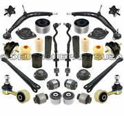 Front Rear Control Arm Tie Rod Bushings Suspension Kit 32 For Bmw E36 318i Is Ti