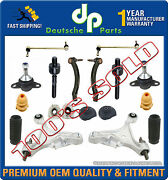 Volvo S60 Control Arms Ball Joints Tie Rods Strut Mounts Bearings Suspension Kit