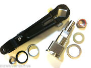 New Gimbal Steering Lever Arm And Shaft Pin Bolt Mercruiser 98230a1 866718a01