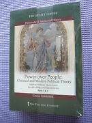 Teaching Co Great Courses Cds      Power Over People    New And Sealed