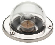 Stainless Steel All Around Masthead White Navigation Light For Boats
