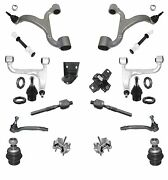 Mercedes W163 Front + Rear Control Arms Ball Joints Engine Mounts Suspension Kit