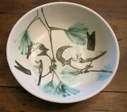 "Andersen Design Studio Mid Century Modern CHICKADEE BOWL DISH 7""  Maine Estate"
