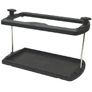 Boat Premium Battery Tray With Hold Down For Standard 24 Series Batteries