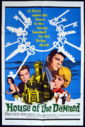 House Of The Damned 1963 Richard Kiel Ron Foster Merry Anders Us 1-sheet Poster