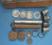 Nos King Pin Set Chevrolet 1934-1938 Master With Knee Action See Descript.
