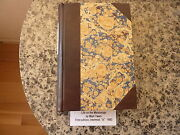 Life On The Mississippi By Mark Twain. 1st Ed With Twainandrsquos Head In The Flames