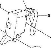 Husqvarna 522644201 576857201 Ignition Coil Module T435 T 435 Chainsaw Oem