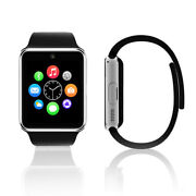 Unlocked Stylish Touch Screen Gsm Watch Cell Phone [atandt / T-mobile]