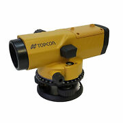 Four 4 New Topcon At-b3a 28x Automatic Levels