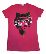 All American Rejects - Bo Peep - Girlie T Shirt Top S-m-l-xl Brand New