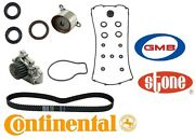 Gmbcrp Timing Kit Beltwater Pumppulleys Acura Integra B18b1 1996-2001