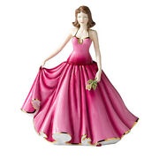 New Royal Doulton Pretty Ladies Especially For You Breast Cancer Care Hn5380 Nib