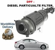 For Lexus Is220d Diesel 2005-2010 New Diesel Particulate Filter Dpf Oe Quality