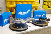 Bmw E46 M3 And Csl 365mm Alcon Big Brake Kit Front