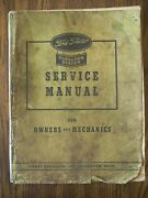 Ford Tractor With The Ferguson System Service Manual
