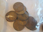 Lot Of Old German, Lire, Cents And Much More Coins - Nice Condition -