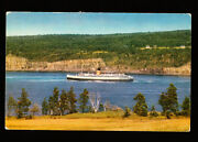Cpr Ferry 'princess Helene' Postcard - Canadian Pacific
