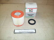 Nos Genuine Lister Petter Air Filter Element 363722 Ac1 Series 2 And Ad1 Engines