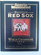 Boston Red Sox 2004 Sports Illustrated World Champions Collectors Edition
