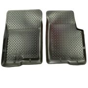 Husky Liners 33001 Classic Front Floor Liners For Ford Bronco/f-150/f-250/f-350