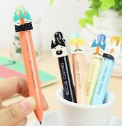Cute The Emperorand039s New Clothes King Propelling Mechanical Pencil Stationary Gift