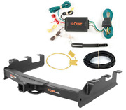 Curt Class 5 Xd Trailer Hitch And Wiring For Silverado And Sierra 2500hd/3500