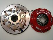 Mcleod Rst Twin Disc Clutch And 9-bolt Aluminum Fly 09-13 Gm Ls9 Engine Swap