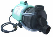 Bathtub Pump - 3/4hp W/ Air Switch And Cord 115volts - Pre-installed Heater Jacket